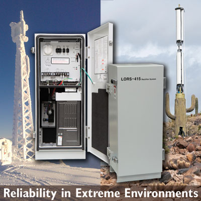 Reliable Power supplies for extreme environments