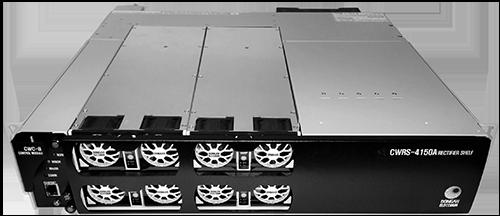 CWRS-4150A Power Shelf